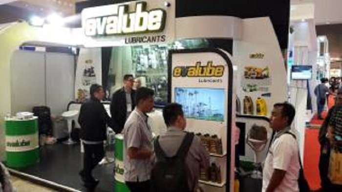 Evalube Hadir di Pameran Manufacturing & Machine Tools Indonesia 2016
