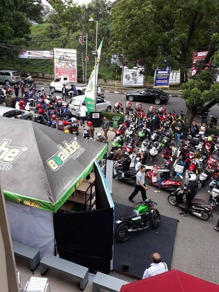 Komunitas Motor Bandung
