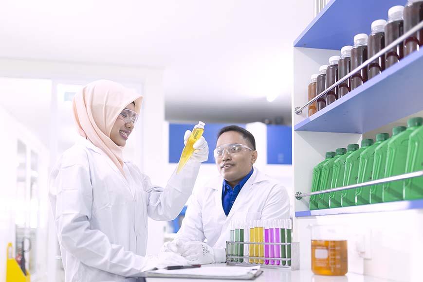 Laboratorium Evalube Ikuti Uji Profisiensi Tingkat Internasional