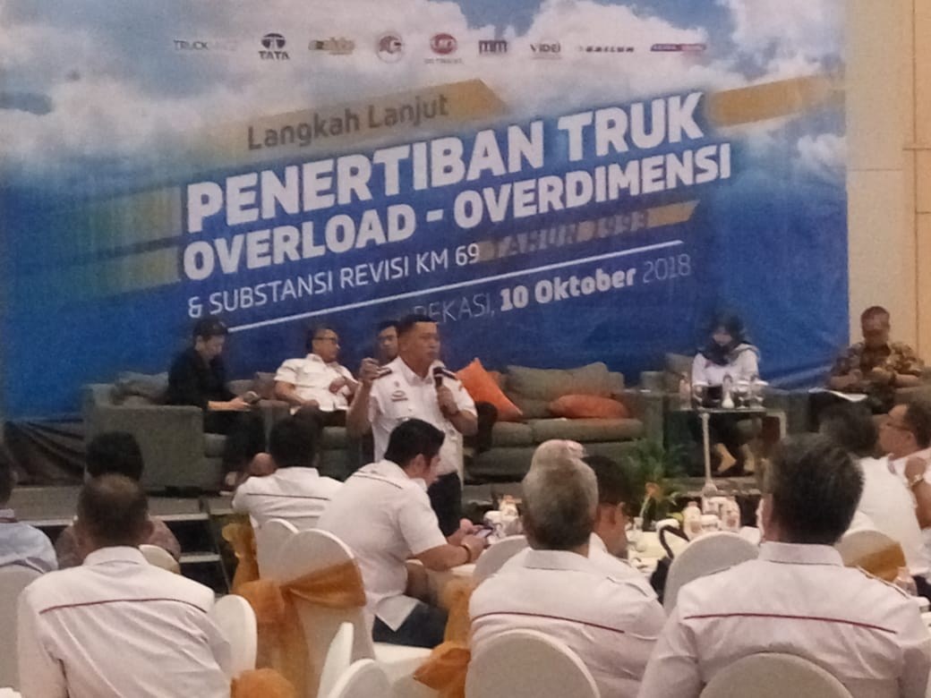Evalube Dukung Ajang Indonesia Truckers Club (ITC)
